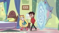 S2E33 Star and Marco return to Star's bedroom
