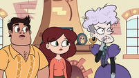 S2E36 Miss Heinous ponders on Marco's suggestion