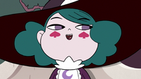 S3E14 Eclipsa Butterfly 'real dragon chains'