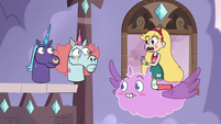 S3E35 Star Butterfly 'we're goin' with my plan'