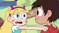 S3E37 Star giving Marco his orders