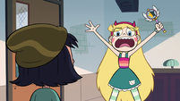 S2E16 Star Butterfly frustrated with cages