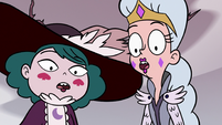 S3E36 Moon and Eclipsa give opposite answers