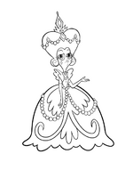 Face the Music - Queen Butterfly concept
