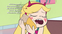 S3E14 Star Butterfly singing to her burrito