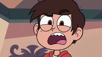 S4E2 Marco annoyed to see the monkey
