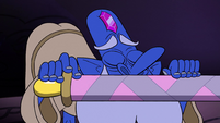 S2E1 Glossaryck sniffing the magic wand