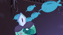 S4E4 Narwhals flying past Rhombulus