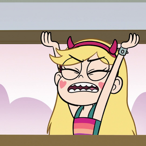 S3E35 Star Butterfly opening Pony Head's window.png