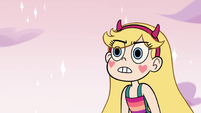S3E35 Star Butterfly completely confused