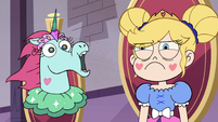 S3E10 Star Butterfly getting even more annoyed