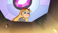 S3E9 Star Butterfly looking down into the well