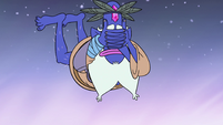 S4E17 Glossaryck covers his face with his hands