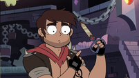 S2E31 Adult Marco in wide-eyed shock