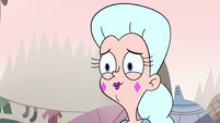 S4E24 Moon looking proud at her daughter