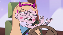 S4E31 Star Butterfly focusing on her hands