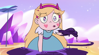 S3E37 Star Butterfly 'please don't go'