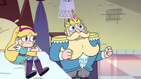 S3E38 King Butterfly angry at Meteora