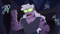 S3E38 Meteora 'chasing after the wrong princess!'