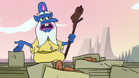 S3E3 Glossaryck 'you defeated the Magic High Commission'