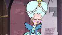 S3E28 Queen Butterfly hanging her head