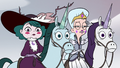 S3E36 Moon and Eclipsa see an angry mob