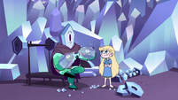 S2E34 Rhombulus 'I gave it to him!'