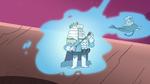S3E29 King Shastacan tossing baby Meteora away