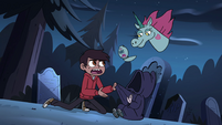 S4E19 Marco 'in the middle of something'
