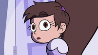 S3E16 Marco Diaz looking back at the school