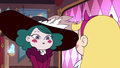S3E29 Eclipsa looking at Star Butterfly