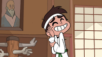 S1E5 Marco sentimental of his arm