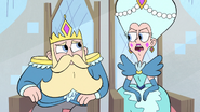 S3E14 Queen Butterfly 'he could be a knight'