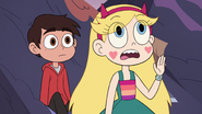 S3E14 Star Butterfly 'can you give us a sec?'