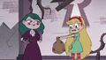 S3E11 Star Butterfly takes out a burlap sack