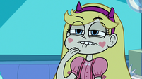 S1E10 Star Butterfly 'not cool'