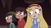 S4E13 Star and friends feel sorry for Relicor