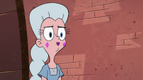 S4E36 Moon listening as Star chews her out