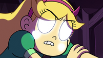 S2E28 Star Butterfly with glowing eyes
