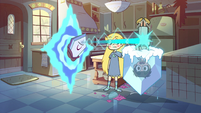 S2E34 Rhombulus unfreezes Marco from crystal cage