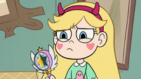 S2E8 Star looking at her wand thoughtfully