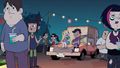 S2E41 Star Butterfly hanging out with Oskar