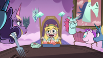 S3E21 Star Butterfly 'act like I'm not even here'