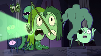 S4E21 Richard and Eclipsa's spells look scared