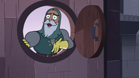 S4E1 Sir Lavabo 'how goes the search'