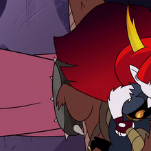 S4E22 Hekapoo dodging the giant arms.png