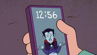 S2E16 Janna's smartphone reads 1256