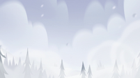 S2E2 Cloudy and snowy forest