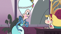 S3E27 Queen Moon 'you should have checked with me'