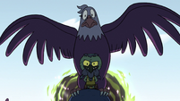 S2E14 Ludo appears before Star and Marco